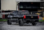 Chevrolet Silverado XD Wheels Tuning 2016 7 190x128 Chevrolet Silverado auf XD Wheels by Exclusive Motoring