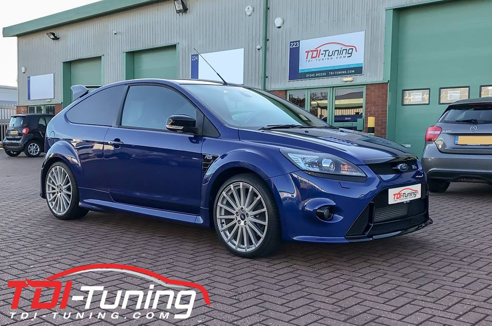 Chiptuning Ford Focus RS mit Chiptuning 2 361PS & 506NM im TDI Tuning Ford Focus RS mit Chiptuning