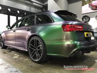 Colorflow Audi RS6 folierung wrap tuning 3 190x143 Farbwechsel ist IN   Impressive Wrap Audi RS6 C7 Avant