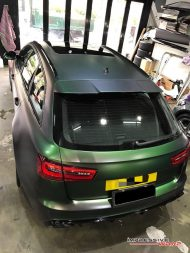 Colorflow Audi RS6 folierung wrap tuning 5 190x253 Farbwechsel ist IN   Impressive Wrap Audi RS6 C7 Avant