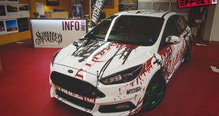 Ford Focus ST Diablo Folierung tuning 13 310x165 Kinetic Dragonfly Black am VW Golf MK7 GTD