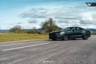 Ford Mustang 20 Zoll V FF 101 Tuning 3 190x127 Klassisches Design Ford Mustang auf 20 Zoll V FF 101 Alu's