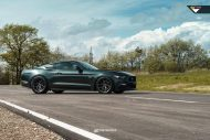 Ford Mustang 20 Zoll V FF 101 Tuning 4 190x127 Klassisches Design Ford Mustang auf 20 Zoll V FF 101 Alu's