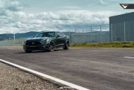 Ford Mustang 20 Zoll V FF 101 Tuning 5 190x127 Klassisches Design   Ford Mustang auf 20 Zoll V FF 101 Alu's