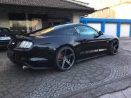 Ford Mustang GT LAE 20 Zoll Oxigin 18 Concave tuning 4 190x143 Ford Mustang GT LAE auf 20 Zoll Oxigin 18 Concave Alu's