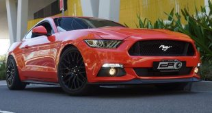 Ford Mustang GT Tuning 2016 9 310x165 Dezent   Ford Mustang GT von City Performance Centre (CPC)