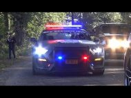 Ford Mustang Shelby GT350 Polizeifahrzeug Tuning 2 190x143 Video: Ford Mustang Shelby GT350 als Polizeifahrzeug