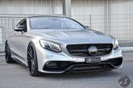 Hamann Mercedes S63 AMG C217 Tuning 1 190x126 Super elegant   Mercedes S63 AMG mit 700PS by DS automobile