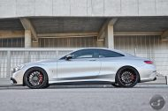 Hamann Mercedes S63 AMG C217 Tuning 10 190x126 Super elegant   Mercedes S63 AMG mit 700PS by DS automobile