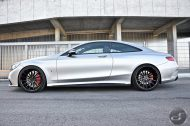 Hamann Mercedes S63 AMG C217 Tuning 11 190x126 Super elegant   Mercedes S63 AMG mit 700PS by DS automobile