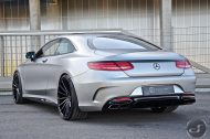 Hamann Mercedes S63 AMG C217 Tuning 13 190x126 Super elegant   Mercedes S63 AMG mit 700PS by DS automobile