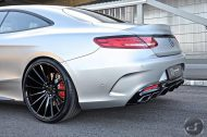 Hamann Mercedes S63 AMG C217 Tuning 14 190x126 Super elegant   Mercedes S63 AMG mit 700PS by DS automobile