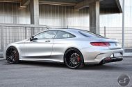Hamann Mercedes S63 AMG C217 Tuning 18 190x126 Super elegant   Mercedes S63 AMG mit 700PS by DS automobile