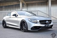 Hamann Mercedes S63 AMG C217 Tuning 2 190x126 Super elegant   Mercedes S63 AMG mit 700PS by DS automobile