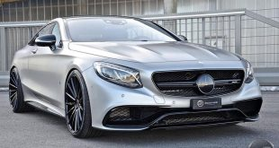 Hamann Mercedes S63 AMG C217 Tuning 3 310x165 Super elegant   Mercedes S63 AMG mit 700PS by DS automobile