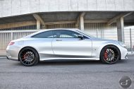 Hamann Mercedes S63 AMG C217 Tuning 7 190x126 Super elegant   Mercedes S63 AMG mit 700PS by DS automobile