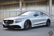 Hamann Mercedes S63 AMG C217 Tuning 8 190x126 Super elegant   Mercedes S63 AMG mit 700PS by DS automobile