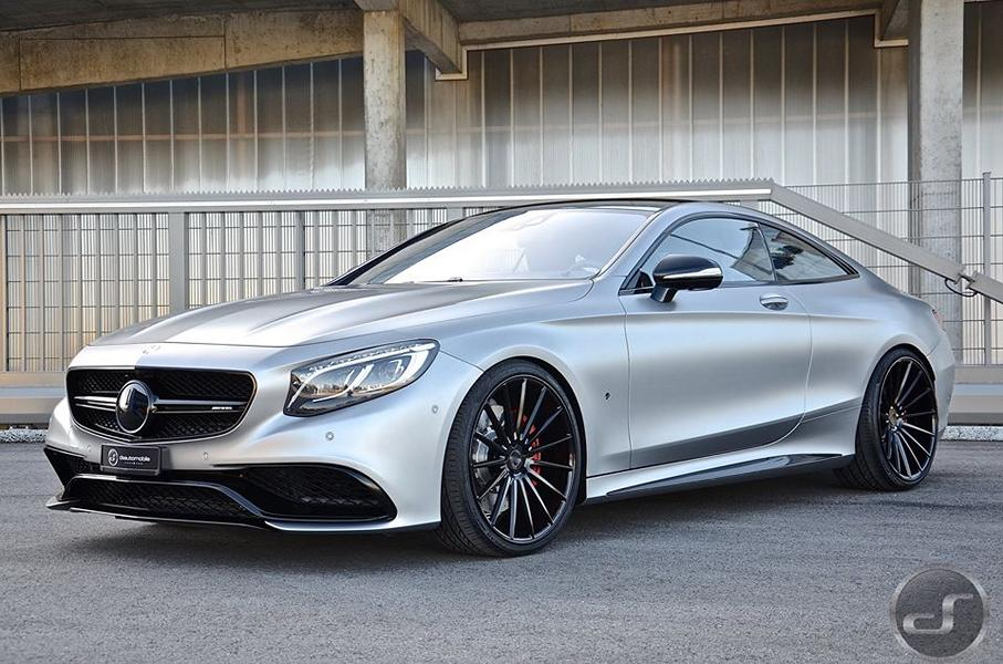 Hamann Mercedes S63 AMG C217 Tuning 8 Super elegant   Mercedes S63 AMG mit 700PS by DS automobile