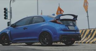 Honda Civic Type R FK2 400PS Armytrix 310x165 Spaciger Japaner Honda Civic Type R mit Widebody Kit