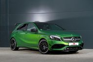Mercedes Benz A45 AMG Speed Buster Chiptuning 1 190x127 Mercedes Benz A45 AMG mit 431PS & 584NM by Speed Buster