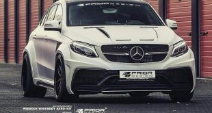 Mercedes Benz GLE Coupe PDG800X Widebody Kit Tuning 1 1 310x165 Mercedes Benz GLE Coupe mit PDG800X Widebody Kit