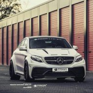 Mercedes Benz GLE Coupe PDG800X Widebody Kit Tuning 1 190x190 Mercedes Benz GLE Coupe mit PDG800X Widebody Kit
