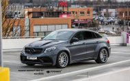 Mercedes Benz GLE Coupe PDG800X Widebody Kit Tuning 4 190x119 Mercedes Benz GLE Coupe mit PDG800X Widebody Kit