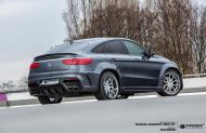 Mercedes Benz GLE Coupe PDG800X Widebody Kit Tuning 6 190x123 Mercedes Benz GLE Coupe mit PDG800X Widebody Kit