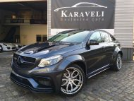 Mercedes Benz GLE Coupe mit PDG800X Widebody Kit 4 190x143 Mercedes Benz GLE Coupe mit PDG800X Widebody Kit
