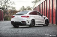 Mercedes Benz GLE Coupe mit PDG800X Widebody Kit 6 190x123 Mercedes Benz GLE Coupe mit PDG800X Widebody Kit