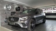 Mercedes Benz GLE Satin dark Grey Folierung Tuning 1 190x107 Mercedes Benz GLE in Satin dark Grey by Folienwerk NRW