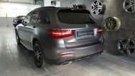 Mercedes Benz GLE Satin dark Grey Folierung Tuning 3 190x107 Mercedes Benz GLE in Satin dark Grey by Folienwerk NRW
