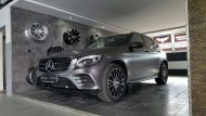 Mercedes Benz GLE Satin dark Grey Folierung Tuning 5 190x107 Mercedes Benz GLE in Satin dark Grey by Folienwerk NRW