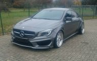 Mercedes CLA Widebody 20 zoll Tuning 2 190x121 Mercedes CLA Widebody auf 20 Zöllern by PP Exclusive