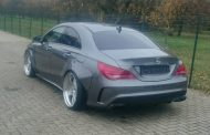 Mercedes CLA Widebody 20 zoll Tuning 3 190x122 Mercedes CLA Widebody auf 20 Zöllern by PP Exclusive
