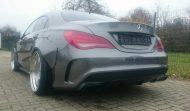 Mercedes CLA Widebody 20 zoll Tuning 5 190x111 Mercedes CLA Widebody auf 20 Zöllern by PP Exclusive