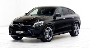 Mercedes GLE43 AMG Brabus Chiptuning 1 310x165 410PS & 570NM im kleinen Mercedes GLE43 AMG by Brabus