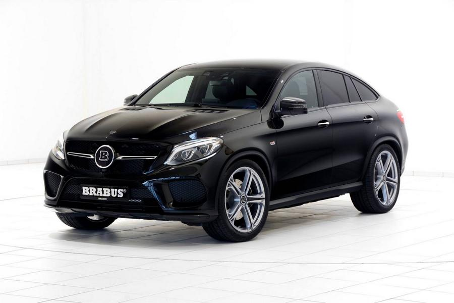 Mercedes GLE43 AMG Brabus Chiptuning 1 410PS & 570NM im kleinen Mercedes GLE43 AMG by Brabus