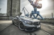 Mercedes S Klasse Coupe PD75SC Widebody Kit PD4 Prior Felgen Tuning 11 190x124 Super Edel   Mercedes S Klasse Coupe mit PD75SC Widebody Kit