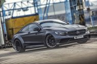 Mercedes S Klasse Coupe PD75SC Widebody Kit PD4 Prior Felgen Tuning 12 190x127 Super Edel   Mercedes S Klasse Coupe mit PD75SC Widebody Kit