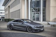 Mercedes S Klasse Coupe PD75SC Widebody Kit PD4 Prior Felgen Tuning 17 190x127 Super Edel   Mercedes S Klasse Coupe mit PD75SC Widebody Kit