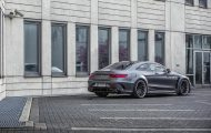 Mercedes S Klasse Coupe PD75SC Widebody Kit PD4 Prior Felgen Tuning 18 190x120 Super Edel   Mercedes S Klasse Coupe mit PD75SC Widebody Kit