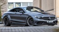 Mercedes S Klasse Coupe PD75SC Widebody Kit PD4 Prior Felgen Tuning 2 190x103 Super Edel   Mercedes S Klasse Coupe mit PD75SC Widebody Kit