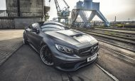 Mercedes S Klasse Coupe PD75SC Widebody Kit PD4 Prior Felgen Tuning 22 190x114 Super Edel   Mercedes S Klasse Coupe mit PD75SC Widebody Kit