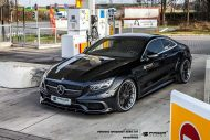 Mercedes S Klasse Coupe PD990SC Widebody Kit 1 190x127 Super Edel   Mercedes S Klasse Coupe mit PD75SC Widebody Kit