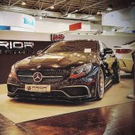 Mercedes S Klasse Coupe PD990SC Widebody Tuning PD4 16 190x190 Super Edel   Mercedes S Klasse Coupe mit PD75SC Widebody Kit