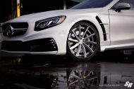 Mercedes S63 AMG Coupe Wald Black Bison Bodykit Tuning 6 190x127 Mercedes S63 AMG Coupe mit Wald Bodykit by SR Auto Group