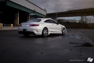 Mercedes S63 AMG Coupe Wald Black Bison Bodykit Tuning 8 190x127 Mercedes S63 AMG Coupe mit Wald Bodykit by SR Auto Group