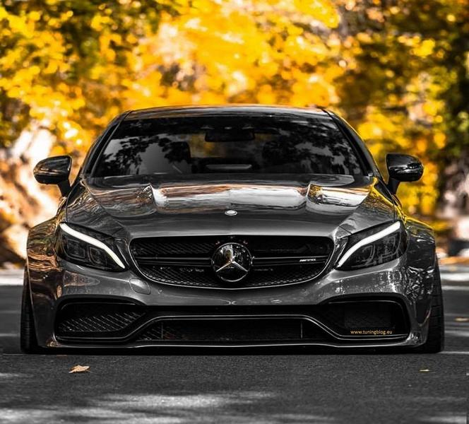 Widebody Mercedes-Benz E63 AMG by tuningblog.eu ...