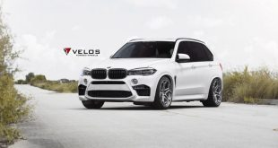 Mineral White BMW F85 X5M Velos XX tuning 1 310x165 Rote Velos S3 Wheels am BMW M4 F82 Coupe